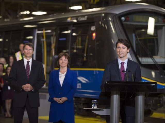 Transit announcement 2016
